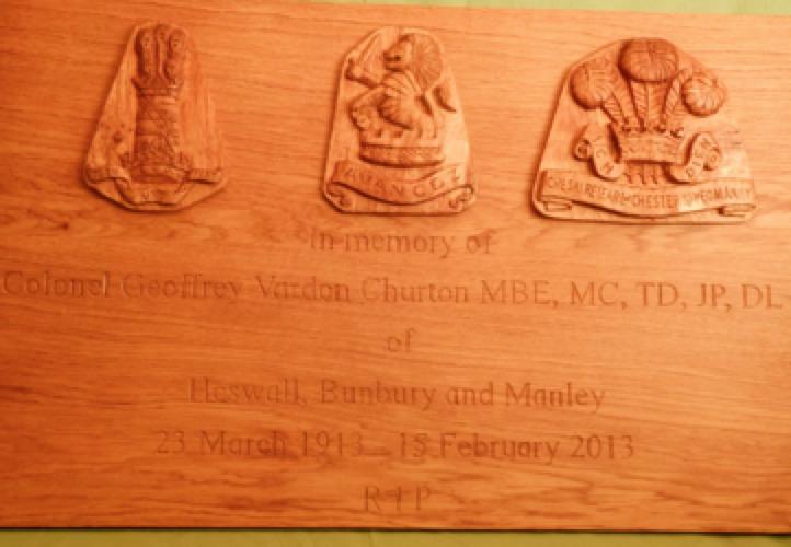 John Adamson - Wood Sculptor: Churton Board01