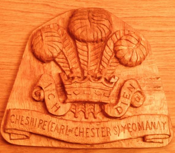 John Adamson - Wood Sculptor: Churton Board02