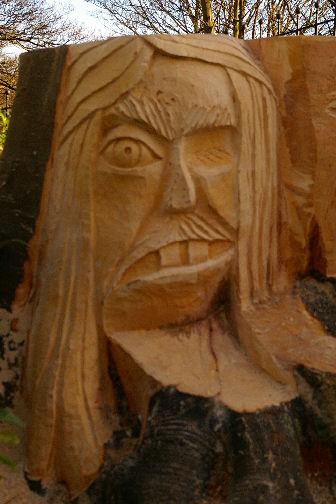 John Adamson - Wood Sculptor: Baildon Gargoyles02