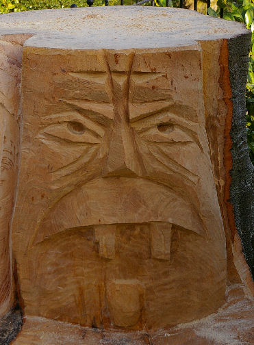 John Adamson - Wood Sculptor: Baildon Gargoyles03