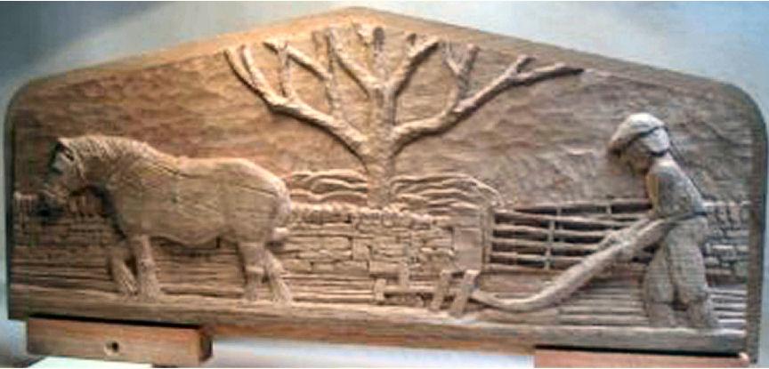 John Adamson - Wood Sculptor: Door Panels02