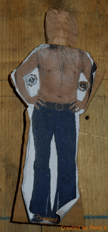 John Adamson - Wood Sculptor: Elf01