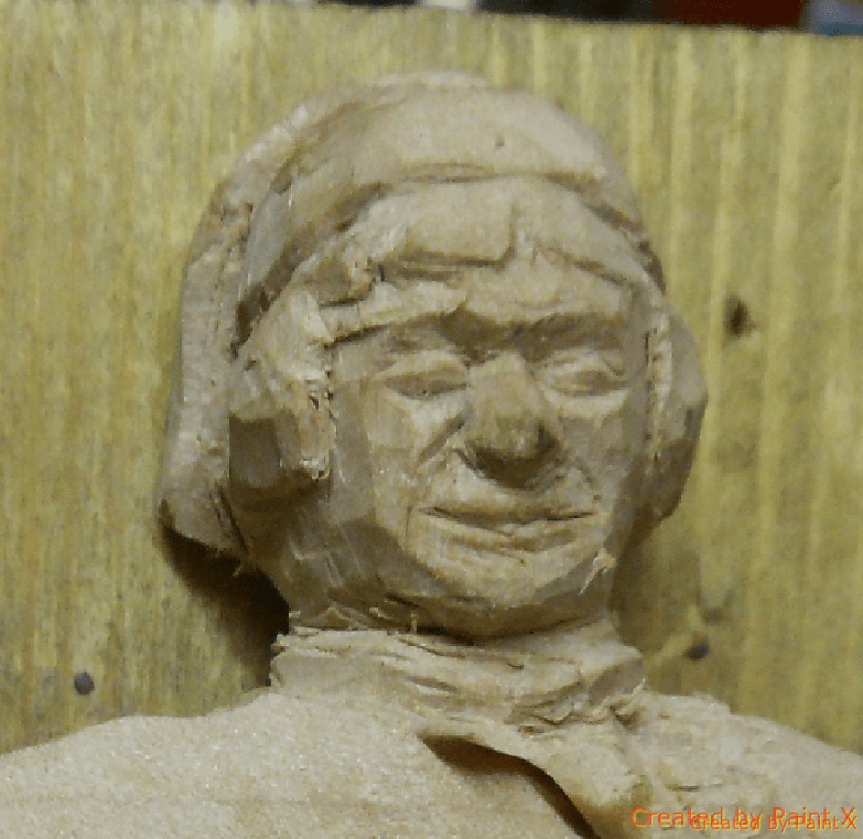 John Adamson - Wood Sculptor: Elf02
