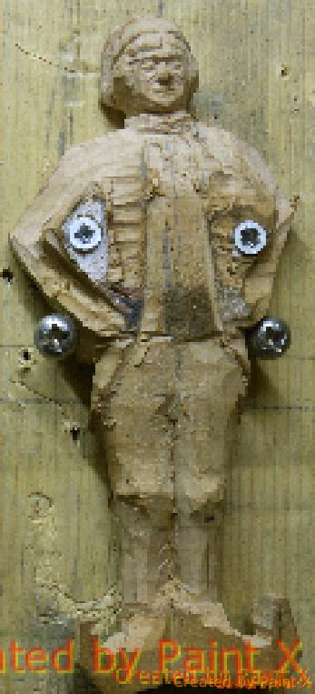 John Adamson - Wood Sculptor: Elf03