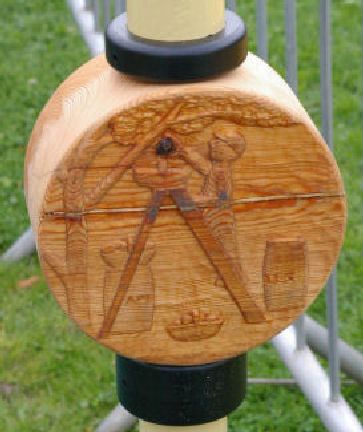 John Adamson - Wood Sculptor: Eureka04