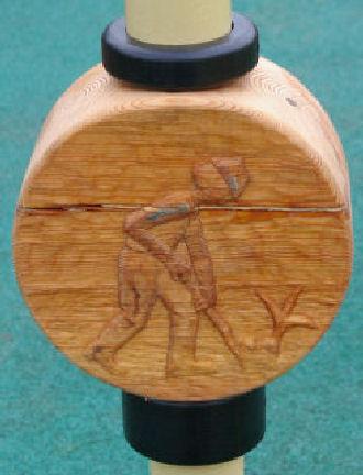 John Adamson - Wood Sculptor: Eureka06