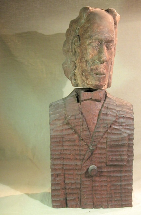 John Adamson - Wood Sculptor: Family Father
