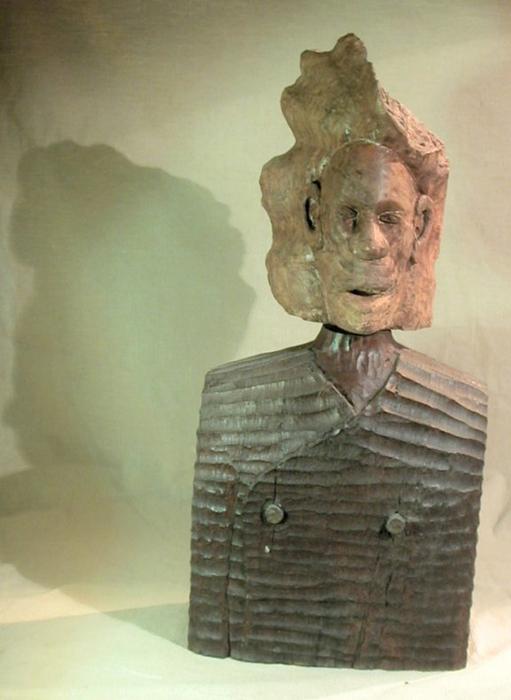 John Adamson - Wood Sculptor: Family Son