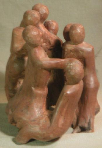 John Adamson - Wood Sculptor: Fire Light02
