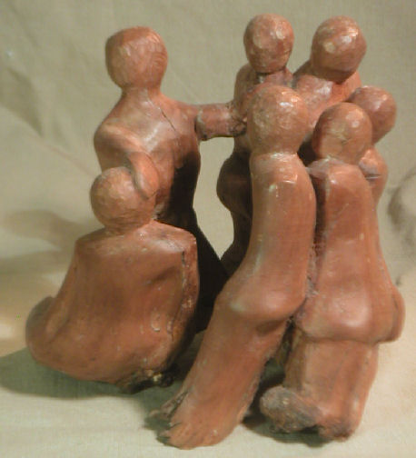 John Adamson - Wood Sculptor: Fire Light03