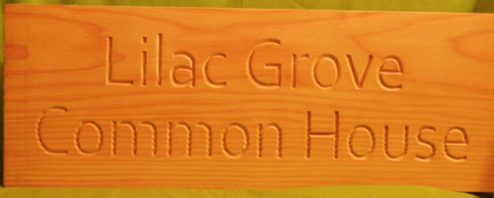 John Adamson - Wood Sculptor: Lettering02