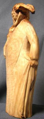 John Adamson - Wood Sculptor: Olive Picker05