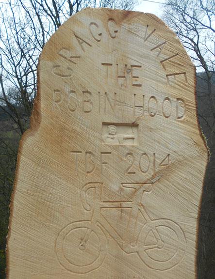John Adamson - Wood Sculptor: Robin Hood01