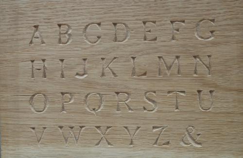 Orkney Lettering